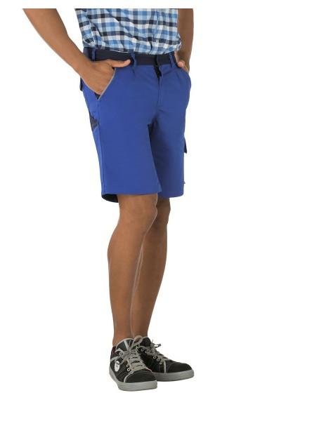 kurze Arbeitshose blau