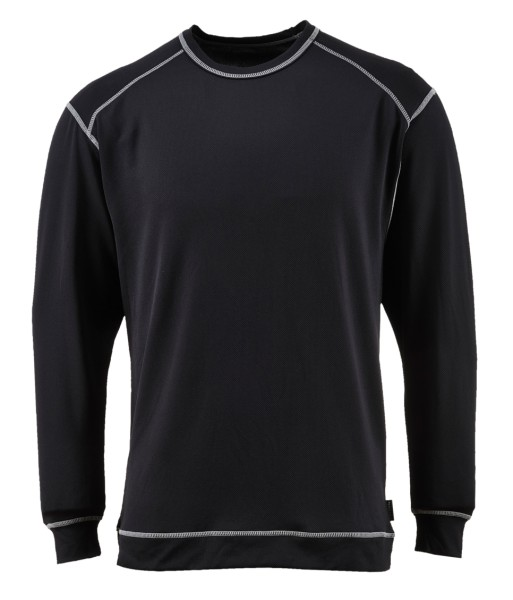 Arbeitsunterwäsche Unterhemd langarm antibkateriell Untershirt
