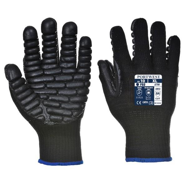 Anti-Vibrations-Handschuh A790 Größe M-XXL