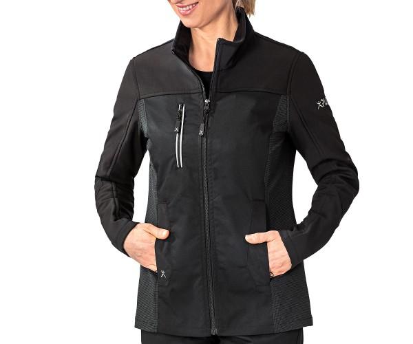 Damen Hybrid Stretch Arbeitsjacke Norit