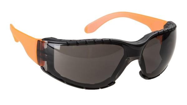 Rundum Schutzbrillle mit abnehmbarer Dichtung kratzfest, anti beschlag