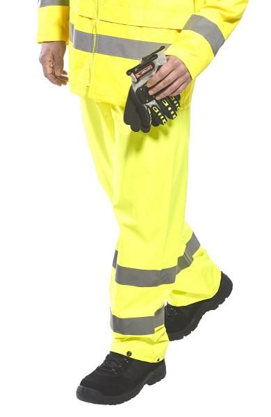 Hi-Vis regenfeste Warnschutzhose PW-H441