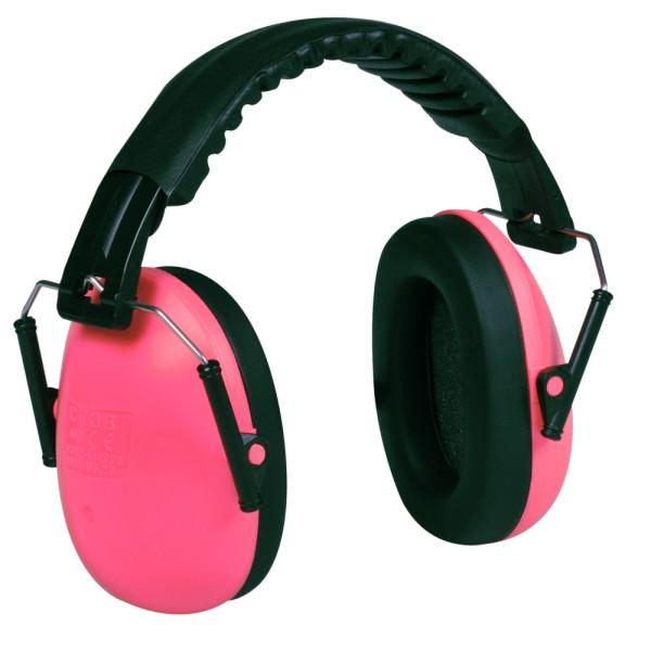 Gehörschutz für Kinder pink
