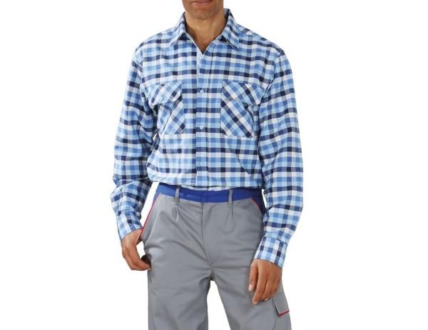 Arbeitshemd Countryhemd 1/1-Arm Planam
