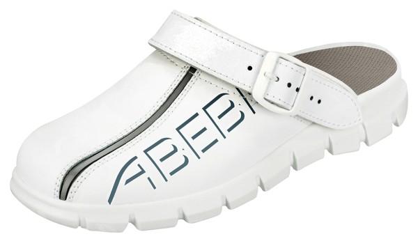 Clog weiß Abeba 7310