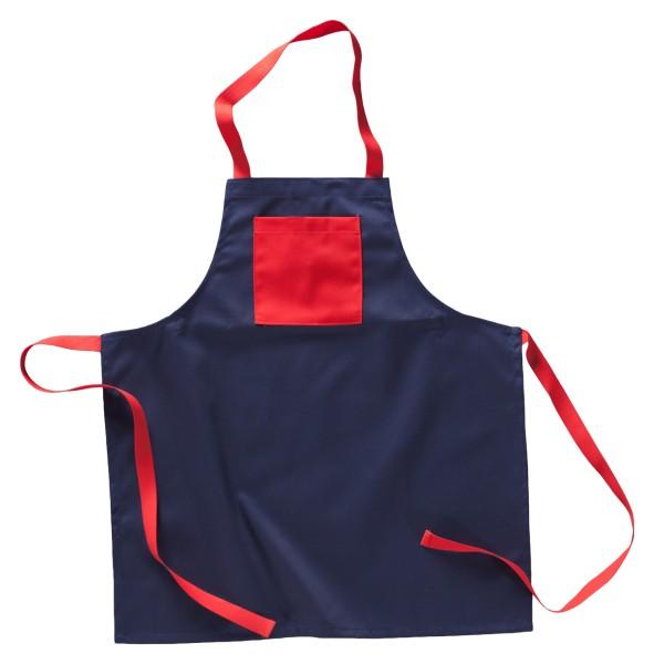 Kinder Werkenschürze Latzschürze Malschürze mit Taschd