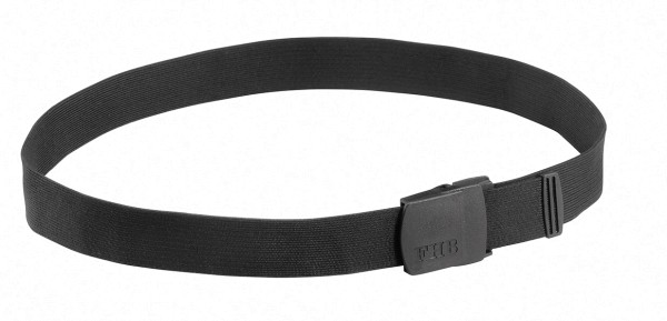 Stretchgürtel schwarz 70 bis 170 cm