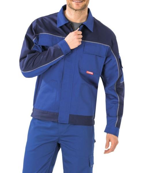 Arbeitsjacke blau