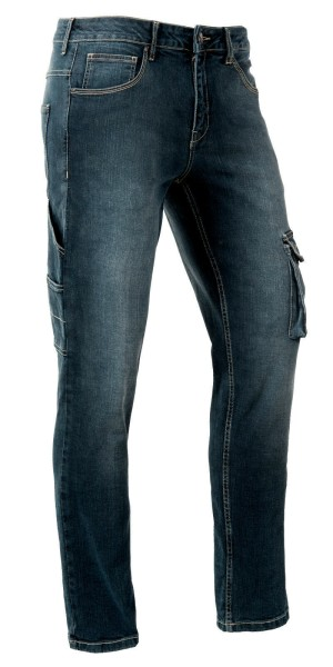 stretch workerjeans Arbeitsjeanshose David Brahms Paris