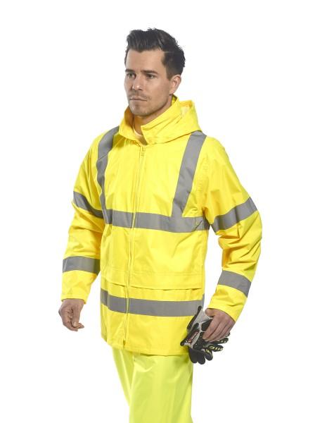 Warnschutz-Regenjacke_Portwest-H440_gelb